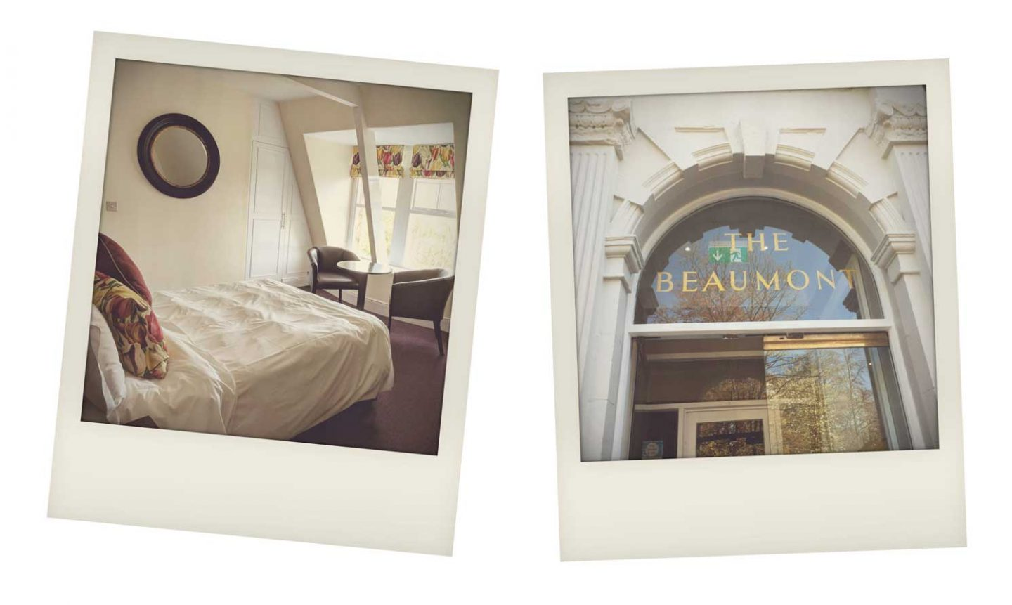 A Short Break in Northumberland - The Beaumont Hotel