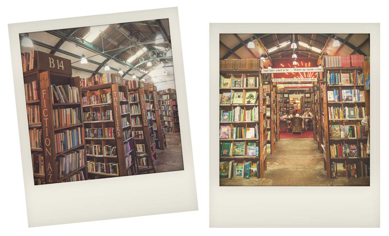 A Short Break in Northumberland - Barter Books in Alnwick