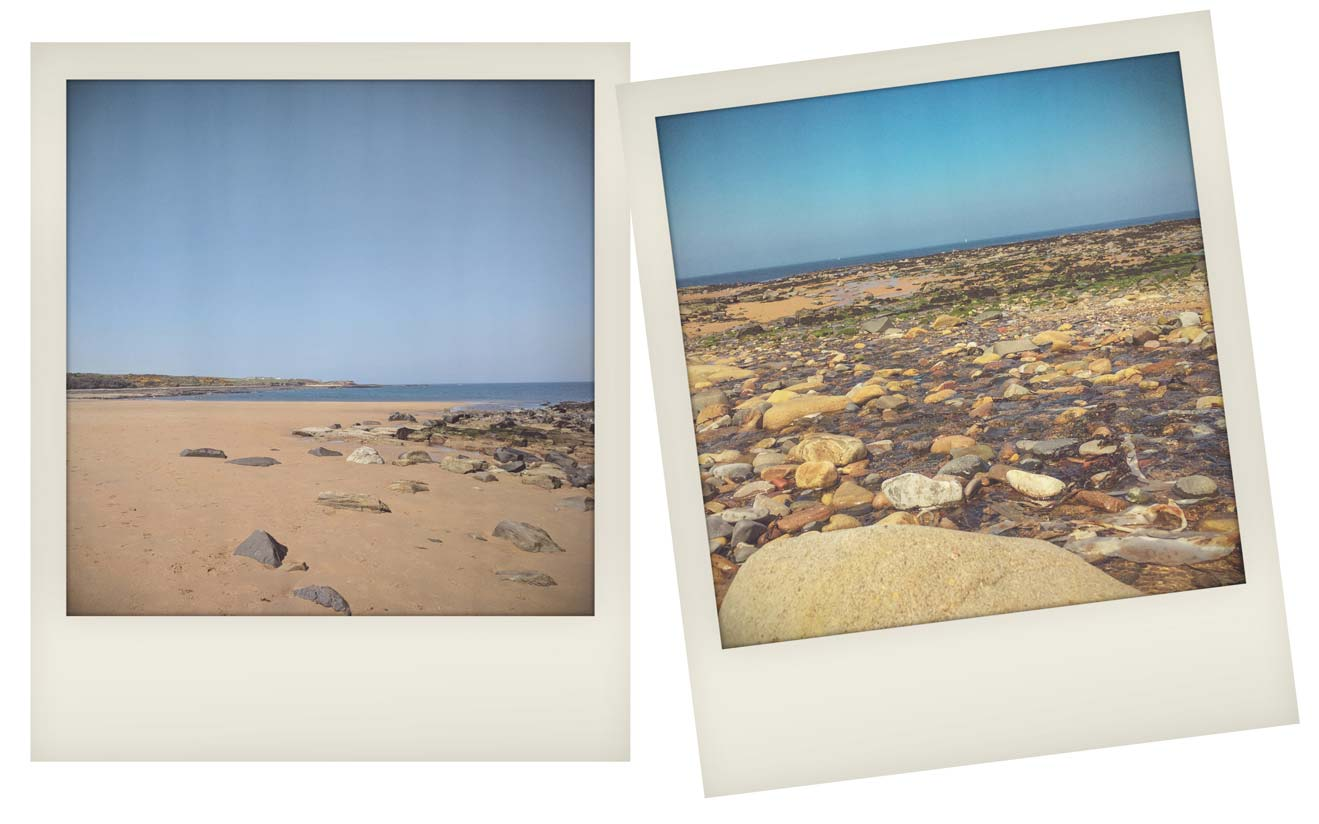 A Short Break in Northumberland - Sugar Sands Beach, Northumberland