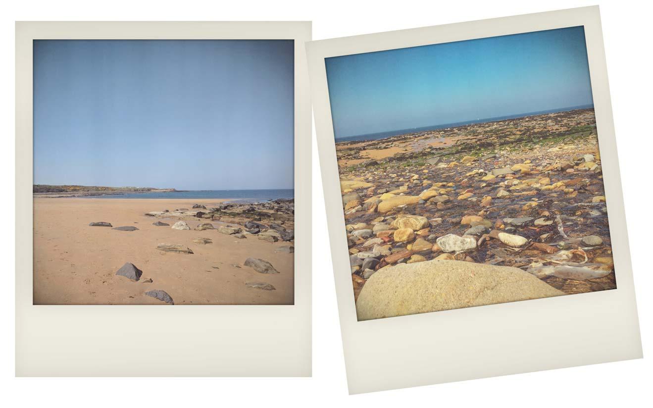 A Short Break in Northumberland - Sugar Sands Beach, Northumberland