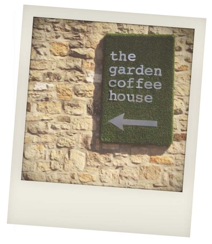 A Short Break in Northumberland - The Garden Coffee House