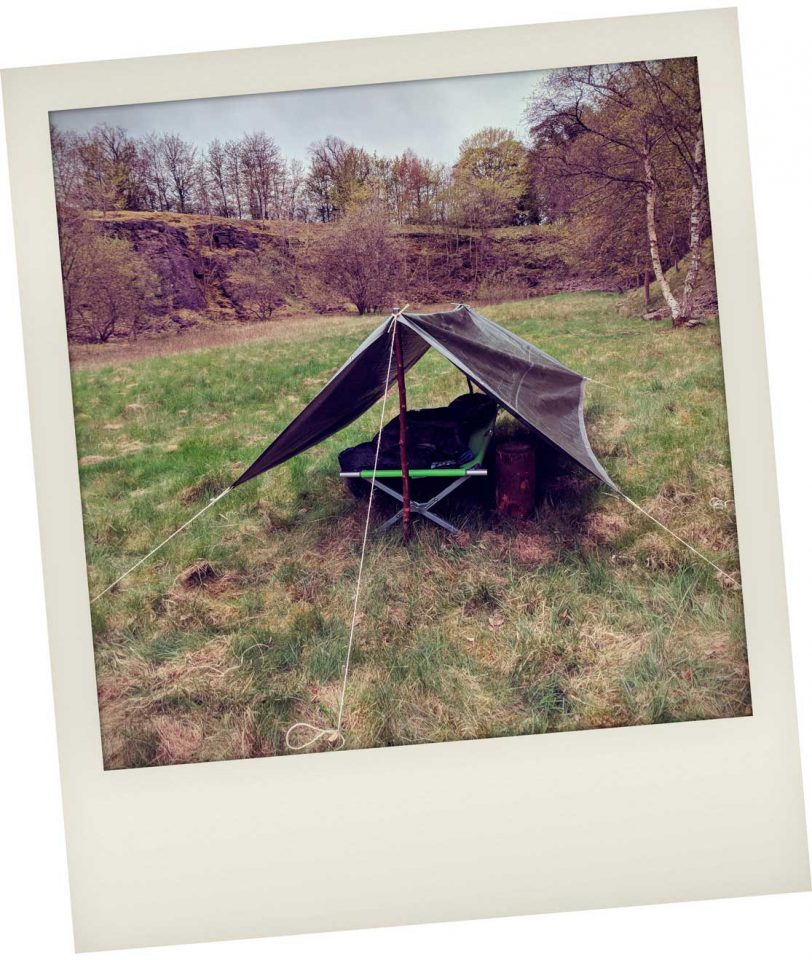 The Bushcraft Shelter
