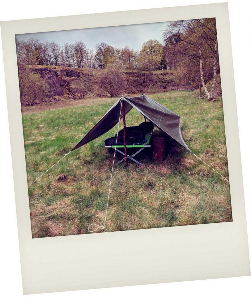 The Bushcraft Shelter