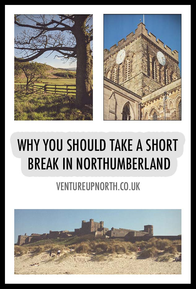 Northumberland | North East England | Weekend Break | Beautiful countryside and quaint little towns steeped in history. Click here to find out why you should choose Northumberland for your next weekend adventure! #Northumberland #doorstepdestinations #northeast #visitengland #visitnorthumberland