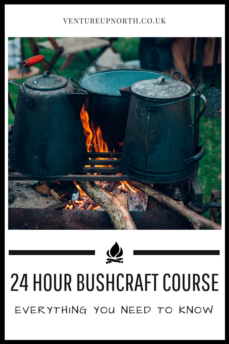 Bushcraft | Northumberland | Click here to discover EXACTLY what happens on an overnight bushcraft experience #bushcraft #bushcraftuk #northumberland #bushcraftskills #visitengland #visitnorthumberland #greatoutdoors