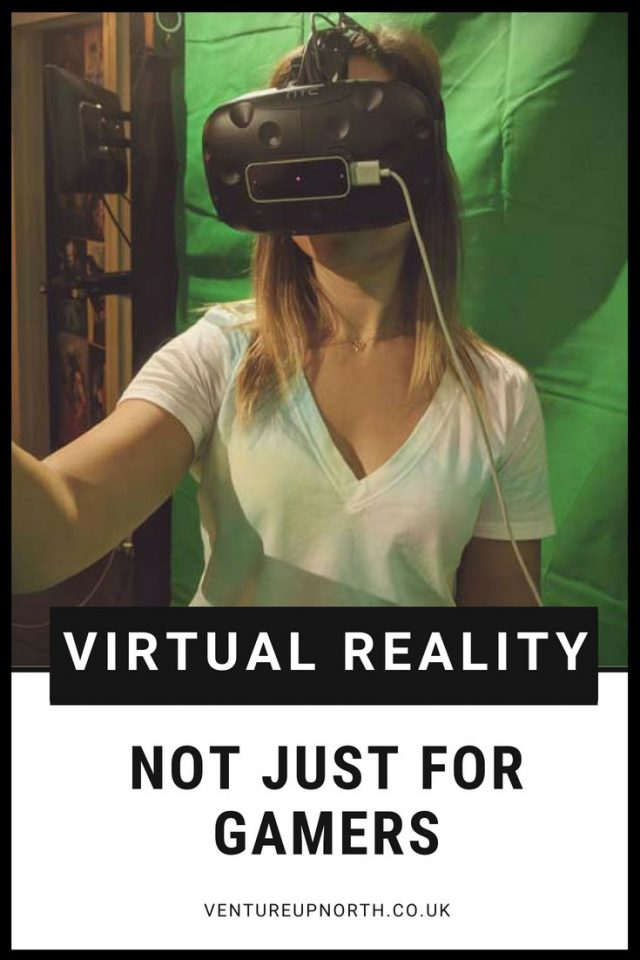 Click here to discover your own virtual reality. I challenge you not to be impressed! #virtualreality #VR #gaming #outofthisworld #liverpoolbloggers #VisitEngland #VisitLiverpool #liverpool