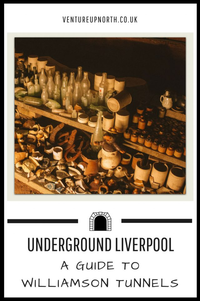 Williamson Tunnels Liverpool | Old Liverpool | There's more to Liverpool than meets the eye. Click here to learn about the mysterious underground world beneath Liverpool City Centre. #Liverpool #HistoricLiverpool #LiverpoolBloggers #VisitEngland #VIsitLiverpool