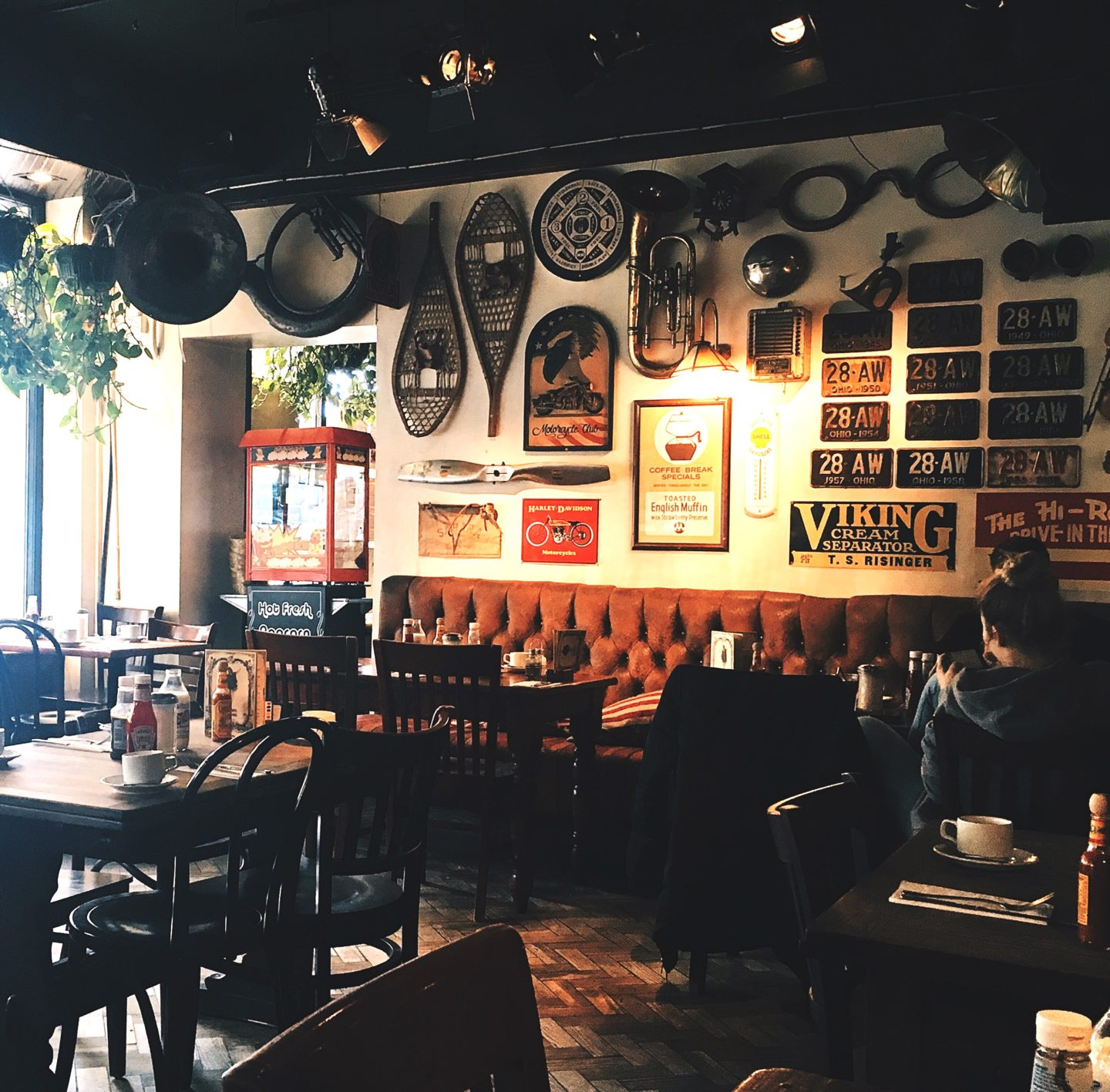 Inside The Tavern Co., Liverpool
