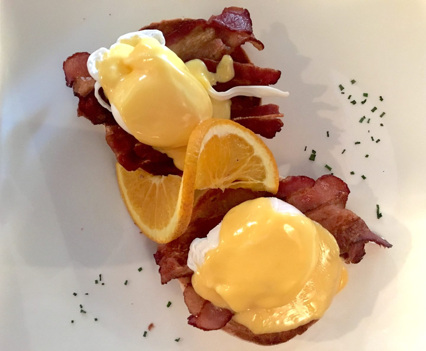 Eggs Benny at The Tavern Co., Liverpool