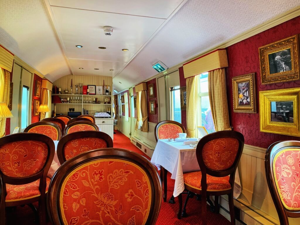 Inside the Countess of York