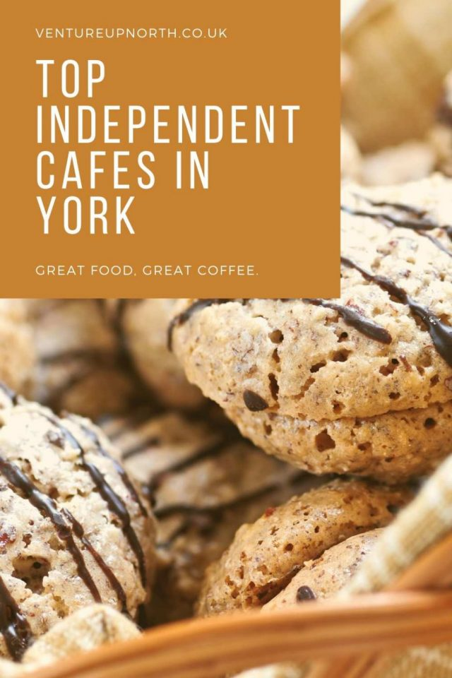 In need of a caffeine fix? Check out my top picks for the best independent cafes and coffee shops in York. #york #yorkshire #coffeeshop