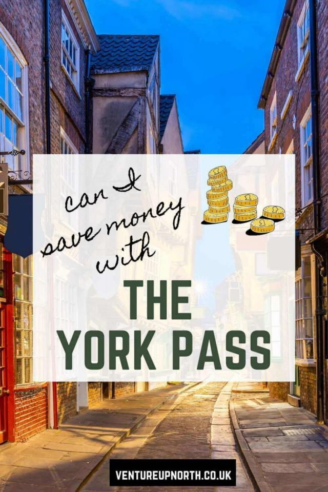 The York Pass: Is it worth it? Wondering if you can save money with the York Pass? Join me as I explore whether or not the York Pass is worth the money #yorkpass #york #yorkshire