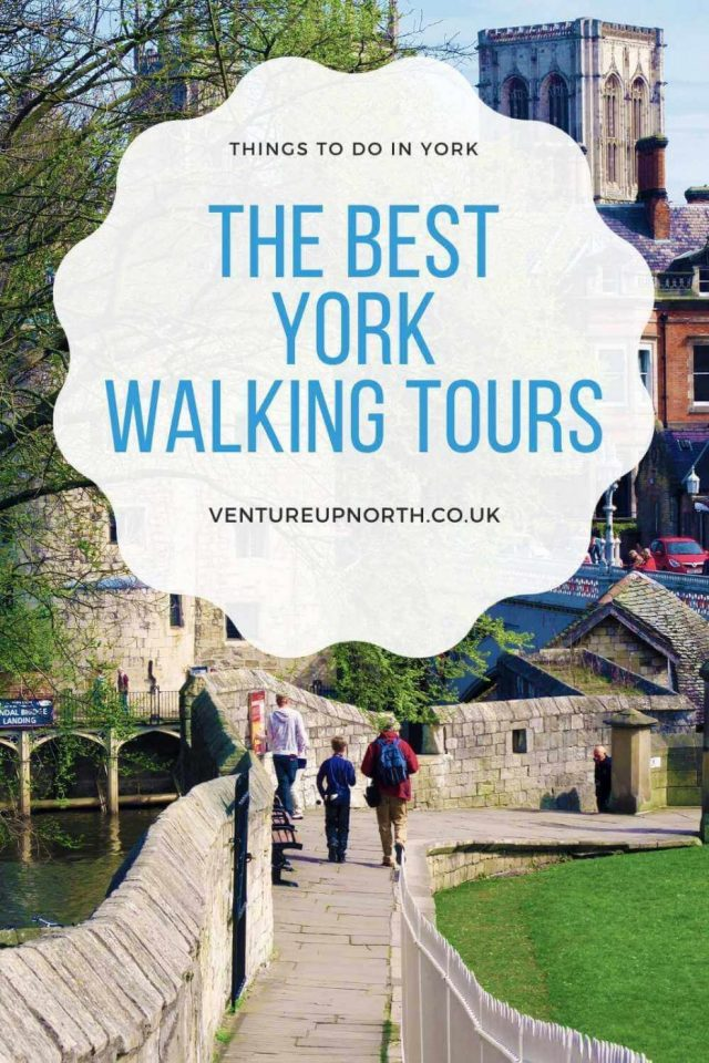A York walking tour is a fantastic way to see the city. Click here for a roundup of the best York walking tours available! #york #yorkshire